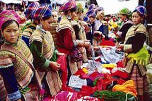 Glimpse Of Sapa & Bac Ha Market