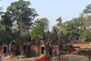Tours Angkor Cycling & Trekking 4 Days / 3 Nights