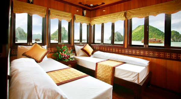 Golden Lotus Cruise