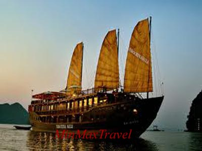 Indochinal Sails Cruise