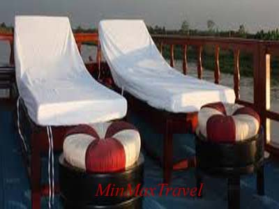Douce Mekong Cruise
