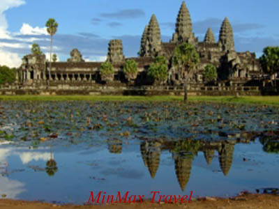 Angkor in Siem Reap