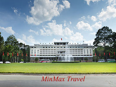 Independence Palace in HCM