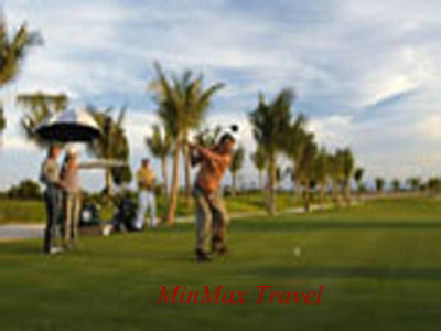 Sofitel Phokeetra Golf in Siem Reap