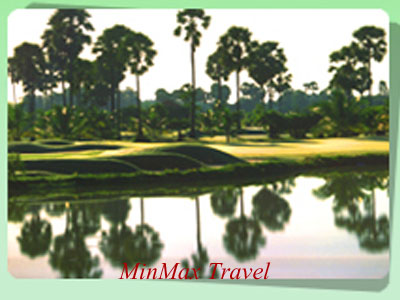 Cambodia Golf and Country Club in Phnom Penh