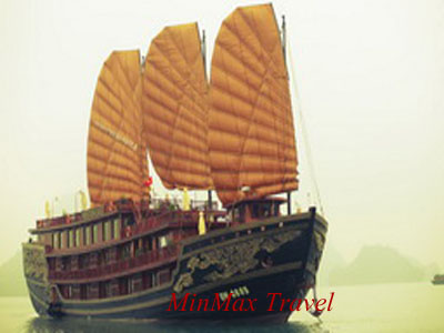 Indochina Sails Cruise in Ha Long