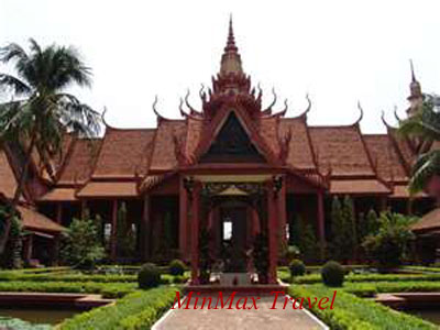 National Museum in Phnom Penh