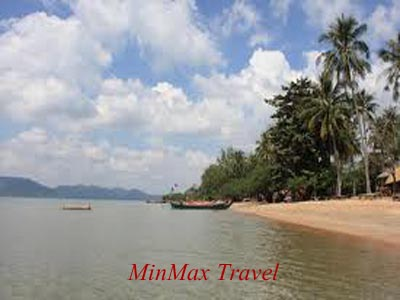 Rabbit Island in Kep
