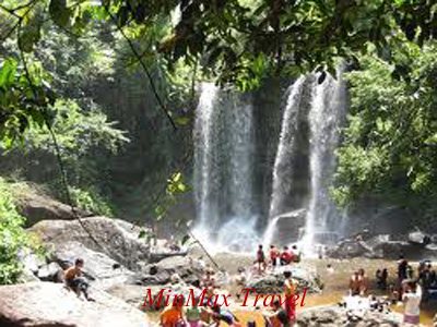 Kulen Mountain in Siem Reap