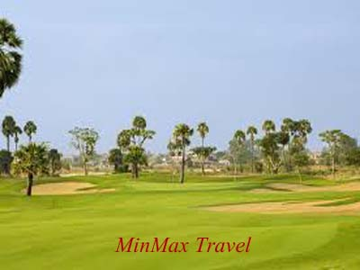 Angkor Golf Resort in Siem Reap