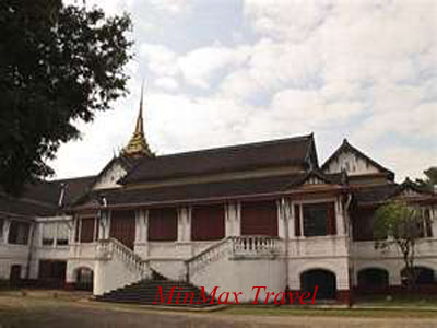 Royal Palace Museum in Luang Prabang