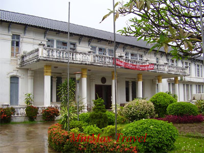 National Museum in Vientiane